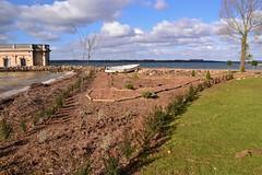 Spoiling The View !! (AndyorDij) Tags: empingham rutland rutlandwater uk 2015 stmathewschurch normantonchurch normanton reservoir lake andrewdejardin