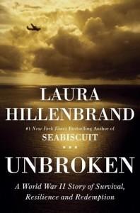Laura Hillenbrand book fan photo