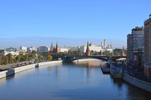 Москва / Moscow ©  ruscow