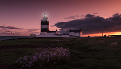 Evening Light (whidom88) Tags: lighthouse hook head lumix gx8