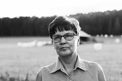 (Maria Pajakari) Tags: heinkuu2016 mom mothers portrait blackandwhite canon 50mm woman love portraiture