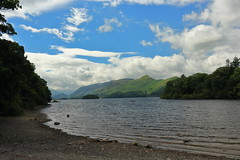 Derwent Water ,Keswick (Mike.Dales) Tags: derwentwater keswick lakedistrict lake cumbria england friarscrag nationaltrust