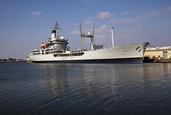 RFA Black Rover A273 (David Chennell - DavidC.Photography) Tags: docks ship navy birkenhead wirral merseyside royalnavy birkenheaddocks