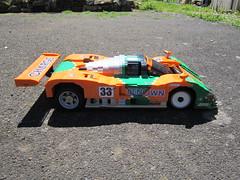 Mazda 787B 1:8 scale Lego by Greg998 (greg_998) Tags: scale by lego 18 mazda 787b greg998
