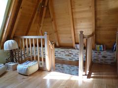 Le Cantal'houx - Etage Palier