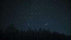 Make a wish (kenbolanos) Tags: focus capture moment color blue nature photo light night sky stars