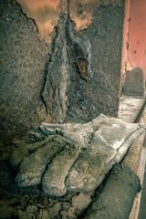 Forgotten (TessaSmits) Tags: abandoned essen mine factory eerie unesco panasonic ruhr zollverein zeche coalmine industriekultur dmczf100