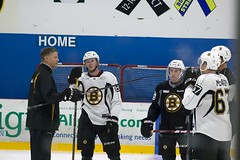 Boston Bruins 2016 Development Camp (Odie M) Tags: boston wilmington ristucciamemorialarena bostonbruins developmentcamp rookies 2016developmentcamp nhl hockey icehockey teamsport sport jeremylauzon mattgrzelcyk charliemcavoy coach