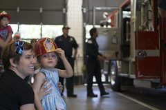 Birthday At The Firestation (evaxebra) Tags: