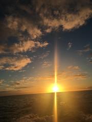 (sharryn.b) Tags: sunset kauai cruise hawaii water coast napali beautiful
