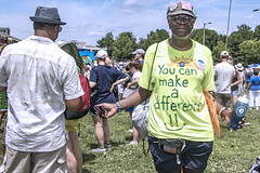 On the eve of the Democratic National Convention, thousands marched in Philadelphia demanding action to prevent climate catastrophe. (BobboSphere) Tags: cleanenergyrevolution democraticconvention fossilfuels ecology protest fracking environmentaljustice