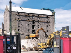 (turgidson) Tags: p1020810 dublin ireland bolands mill bolandsmill quay redevelopment burke kennedy doyle burkekennedydoyle bkd architects demolition hegarty hegartydemolition barrow street barrowstreet panasonic lumix dmc g7 panasoniclumixdmcg7 panasonicg7 micro four thirds microfourthirds m43 g lumixg mirrorless x vario 35100mm 35100 f28 hhs35100 telephoto zoom lens panasonic35100 panasoniclumixgxvario35100mmf28 silkypix developer studio pro 7 silkypixdeveloperstudiopro7 raw