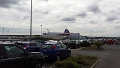 King Seaways (andrewjohnorr) Tags: kingseaways dfds ferry tyne