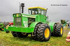 WA-17 (EXORIMADreamer) Tags: classictractors farm masseyferguson johndeere mm white steiger bigbud