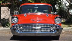 Beautiful Bel-Air (patrick.schafli) Tags: mapleridge bc carshow chev chevrolet