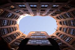 Casa Mil_Gaudi (Saulomi) Tags: casamil barcelona gaudi