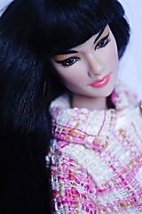 Finally, she's mine (imida73) Tags: agent kimiko poppy parker tina tanaka integrity toys squishtish