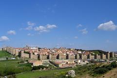 vila (M. Martin Vicente) Tags: vila castilla murallas