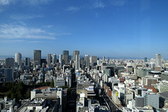 Osaka skyline, view from Orix Building (jtabn99) Tags: osaka umeda honmachi skyline view 130m 20161027 building skyscraper      japan nippon nihon