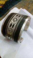 IMG_0344 (Tuareg Jewelry) Tags: tuareg jewelry jewellery finesilver silver ebony bracelets tuaregjewelry tuaregjewellery