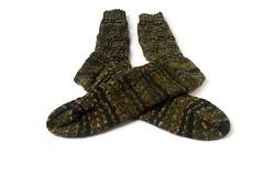 Oct 28 - Pair 100 (hajeka) Tags: 201610 pad knitting sock wool efs1022mmf3545usm