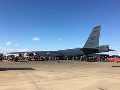 "Boeing B-52H ""Spirit of Aggieland II"" 60-0061 (SamCom) Tags: b52h 600061"