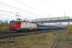 IR 12521 Budapesta Keleti - Iasi (Hurricane.189) Tags: ir 12521 budapesta keleti iasi ir12521budapestakeletiiasi international train internationaltrain budapestaiasi cfr mav calatori turisti tourists hungarian