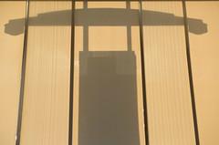 Humber College Shadow (josullivan.59) Tags: wallpaper 3exp evening etobicoke texture toronto yellow interior orange ontario october artisitic architecture abstract sunset shadow sunsetlight day detail geometric light lightanddark canon6d canada canonef24105mmf4lisusm nicelight minimalism window blind humber 2016
