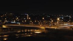 Ar puro (ARTE - MARK) Tags: street city night light exposure vsco instagram inspiration indie dramatic drama art tumblr color yellow blue cars dslr nikon canon