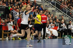 "EHF Damen Deutschland vs. Rumänien 30.11.2014 003.jpg • <a style=""font-size:0.8em;"" href=""http://www.flickr.com/photos/64442770@N03/15293502874/"" target=""_blank"">View on Flickr</a>"