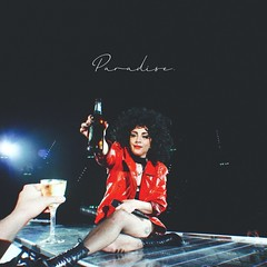 Lady Gaga - Paradise (Alexander Forsey Designs) Tags: lady way this born artwork paradise cheek album jazz tony cover single bennett gaga artpop