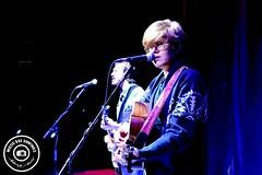 Brett Dennen sound check by Stacey Auld