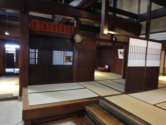 吉島家住宅(飛騨高山)で日本建築の美しさに魅了されるの写真