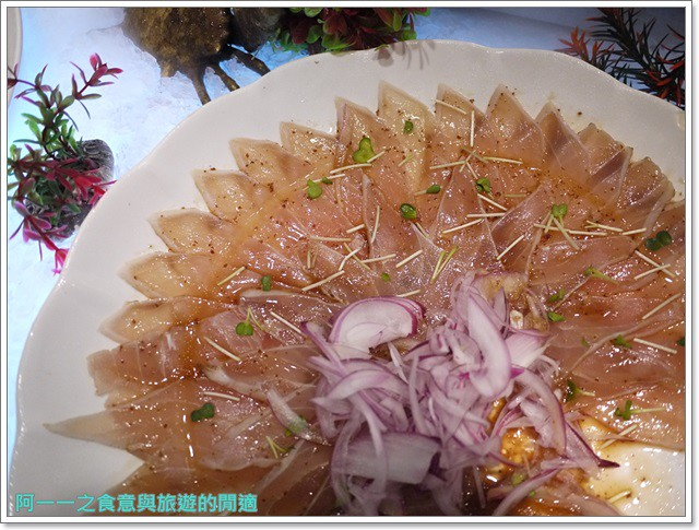 捷運世貿台北101美食饗食天堂吃到飽buffet海鮮螃蟹image018