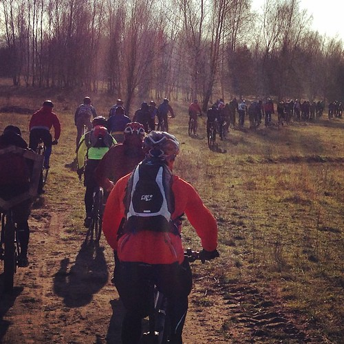 another year of the #Dresden #CycloCross Cup #series has begun. thanks to @veloheld , a #sunny #autumn day, and lots of #sand