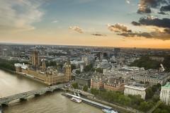 London 2014 - from above (RalfK61) Tags: london tower sommer urlaub londoneye august canterbury 08 2014 sommerurlaub