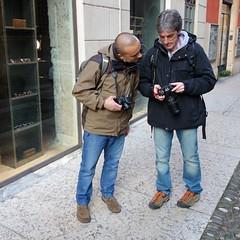 Flickar in Verona () Tags: street friends portrait photography photo flickr foto photographer photos group meeting human verona fotografia amici uman ritratto stefano fotografo gruppo 2014 incontro raduno trucco binario21 flickeriani zush stefanotrucco