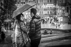 Christmas market romance