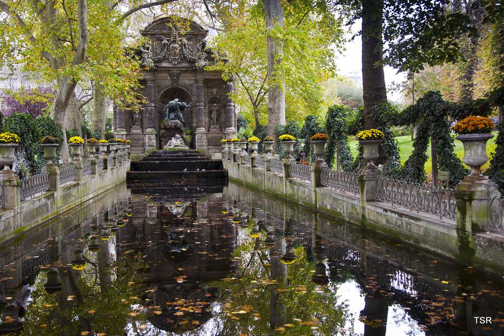 Paris-Jardin du Luxembourg
