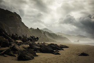 Moody Cannon Beach