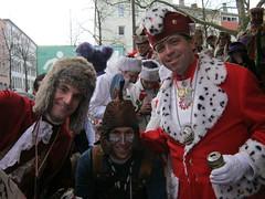 Guido, Roel en Stan Kölle