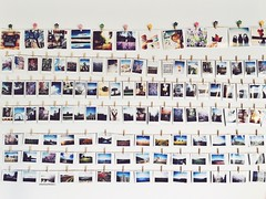 Print Wall (Amanda Mabel) Tags: inspiration film vintage polaroid photography bedroom photowall instax iphonegraphy bedroomdecorideas printwall amandamabel vscocam picturepostie