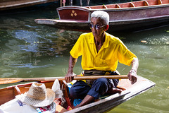 Old man at the floating market (inspiring!) Tags: travel people holiday travelling thailand photography boat asia niceshot photographer photos working inspiring aasia floatingmarket flickrfriday flickrstars flickrhearts flickraward earthasia bestpeopleschoice wonderfulasia crossaward