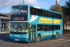 Arriva Southern 6401 GN04UDM (Will Swain) Tags: uk travel england bus buses station kent britain south transport january east southern chatham 17th arriva 2015 6401 gn04udm