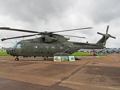 ZJ990 EH Industries Merlin HC.3A of the Royal Air Force (SteveDHall) Tags: military helicopter merlin raf fairford riat royalinternationalairtattoo royalairforce eh101 raffairford hc3a zj990 merlinhc3a ehindustries riat2012 zj990ehindustriesmerlinhc3a zj990ehindustries