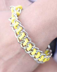 Sunset Sightings Yellow Bracelet K1 P9440-3