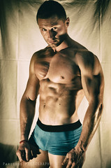 A Man (freshandfun) Tags: man muscles bodybuilding strong fitness fit