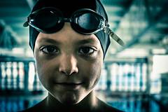 Ready to swim ! (Nicobert.Photos) Tags: portrait france pool photoshop paul marseille fuji swimmingpool fujifilm cercledesnageurs xe2 fujinonxf27mmf28