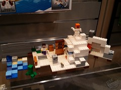 Toy Fair 2015 LEGO Minecraft 35 (IdleHandsBlog) Tags: toys lego videogames buildingsets minecraft toyfair2015