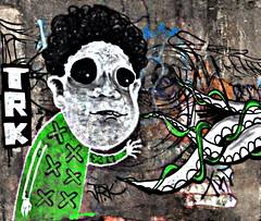 Renzo Bossi? (STEVE BEST ONE) Tags: street italy streetart art abandoned italian nikon italia places exploration brianza lombardia lecco 2012 bossi abandonedplaces d90 consonno olginate